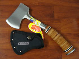 Estwing Sportsman Axe Nylon Sheath - E14A