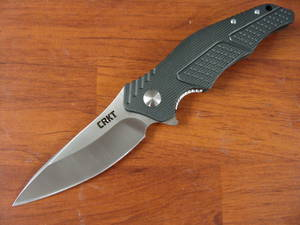 CRKT Ken Onion Outrage Flipper Knife
