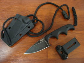 CRKT Folts Minimalist Neck Knife 2384K