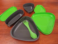 Light My Fire Lunchkit Green
