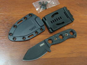 CRKT Pangolin Fixed Knife w/ Sheath