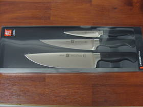 Zwilling J.A Henckels Pure 3 pc Knife Set