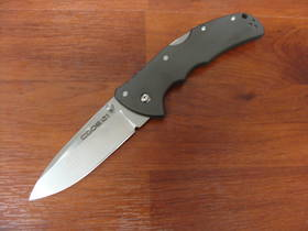 Cold Steel Code 4 Spear Point CTS-XHP Folding Knife S35VN