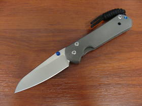 Chris Reeve Small Sebenza 21 Insingo Folding Knife