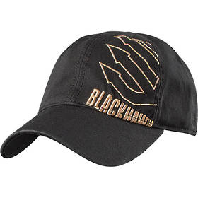 BlackHawk Oversized Logo Cap Black One Size