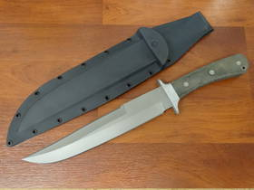 "Entrek Ranger 14""Fixed Blade Knife - ENRANGER no box"