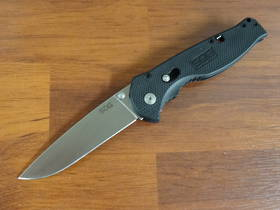 SOG Flash II A/O Drop point Folding Knife