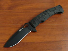 Fox Knives Citadel Deimos Folder Knife Micarta N690Co Steel FX0110M