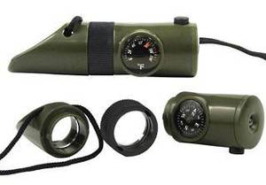 GIFTZONE - FREE Compass w/ Light & Whistle $100 PURCHASE