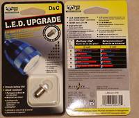Nite Ize Upgrade Bulb Kit (D & C Cell) 55 Lumens