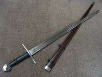 Hanwei Practical Hand-and-a-Half Sword- SH2106