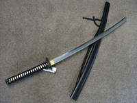 Hanwei Practical Plus Elite Katana Sword - SH6001KPE