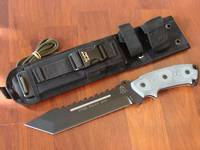 Tops Steel Eagle Tactical Ops Tanto Knife