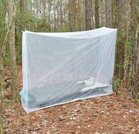 Ultimate Survival Camp Mosquito Net Single