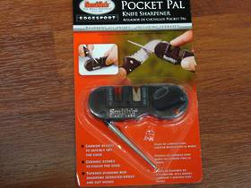 Smith's Pocket Pal Knife Sharpener