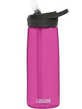 Camelbak Eddy+ 0.75L Water Bottle - Deep Magenta