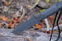 Schrade Small Extreme Survival One-Piece Drop Forged Clip Point Fixed Blade