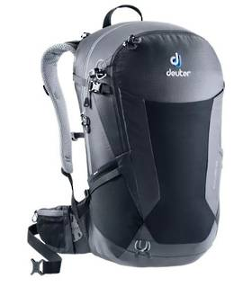 DEUTER FUTURA 28 HIKING BACKPACK - BLACK