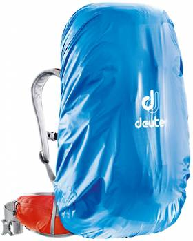 DEUTER RAIN COVER II 30-50 LITRE, COOL BLUE