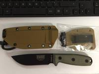 ESEE Model 4 Plain Edge Knife