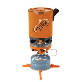JETBOIL FLASH LITE COOKING SYSTEM - ORANGE