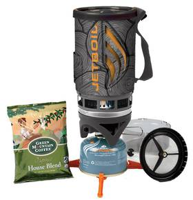 Jetboil Flash Java Kit Personal Cooking & Coffee Press  System - End Grain