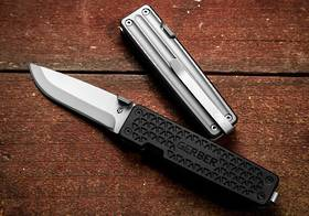 Gerber Pocket Square Folding Knife