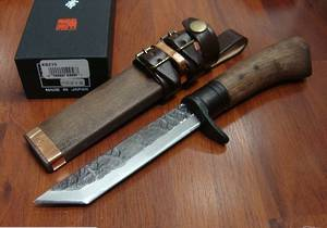 Kanetsune KB215 Kage Japanese Damascus Knife
