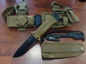 Gerber LMF II Survival Coyote Brown Knife