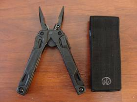 Leatherman OHT Black Multi-Tool - W/ Sheath