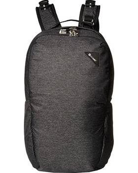 Pacsafe Vibe 25 anti-theft 25L backpack - Granite
