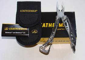 Leatherman Skeletool CX - Nylon Sheath