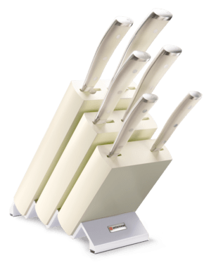 Wusthof Classic Ikon 7 Piece Knife Block Set - 9877