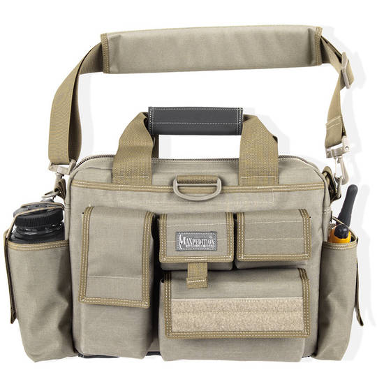 Maxpedition Last Resort Tactical Attache (Small) - Khaki