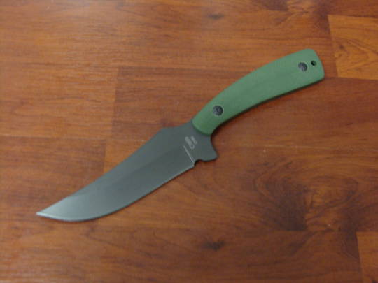 Colt Grandpa Fixed Blade Green Knife