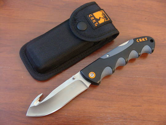 CRKT Kommer Free Range Folding Hunter