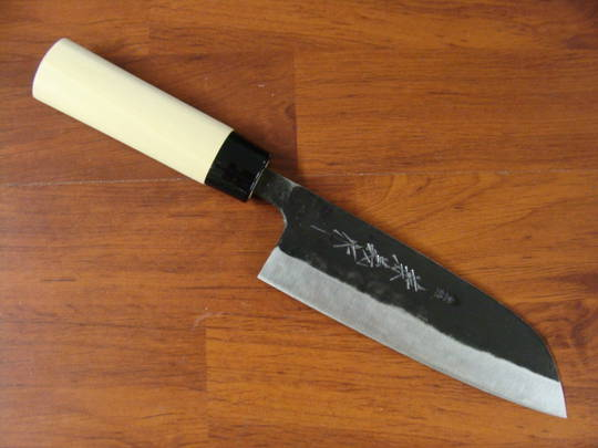 Kaneyoshi Japanese Santoku Kitchen Knife 165mm