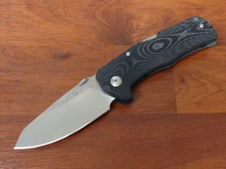 Lion Steel TM1 MS Folding Sleipner Steel Blade Micarta Handle