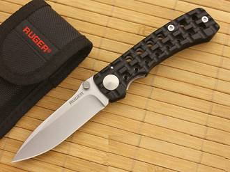CRKT Ruger Go-N-Heavy Compact Folding Knfie
