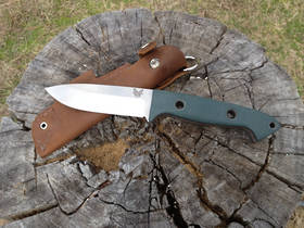 Benchmade 162 Bushcrafter Fixed Knife