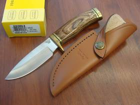 Buck Vanguard Wood Grain Hunters Knife