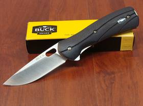 Buck Vantage Pro S30V Lockback Folding Knife