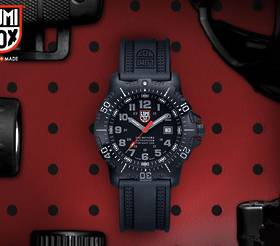 Luminox AUTHORIZED FOR NAVY USE A.N.U. 4221 WATCH