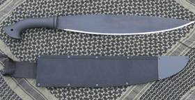 Cold Steel BARONG MACHETE Knife