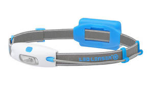 Led Lenser NEO Headlamp 90 Lumens - Blue