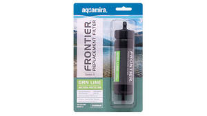 Aquamira Frontier Replacement Bottle Filter GRN II