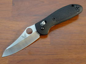 Benchmade 555HG Mini Griptilian Folding Knife