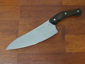 "Due Cigni  ""ARNE line"" Kitchen Chef knife 20cm - design by Ansø"