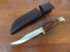 Buck 102 Woodsman Cocobola Handle
