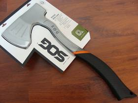 SOG BadAxe BASE CAMP AXE